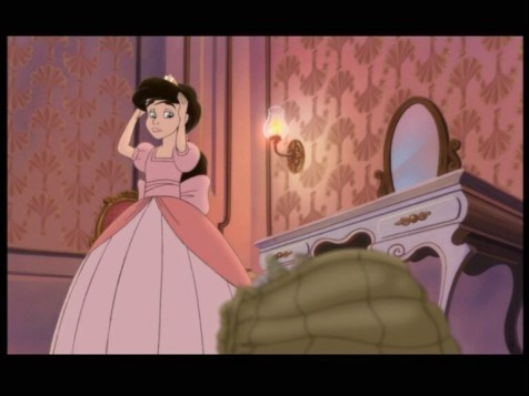 Melody's pink ball gown from The Little Mermaid 2 – sewing ...